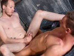 Uber-Sexy Slimy Man-Meat Knocking Cocks - Billy Rock & Sean Taylor
