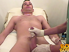 John gets his dick checked out